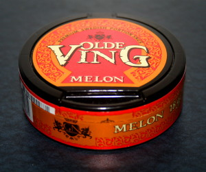 My can of Olde Ving Melon