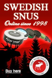 Buy snus from Northerner